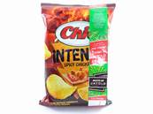 CHIO CHIPS INTENSE SPICY CHICKEN 95G