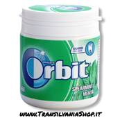 ORBIT BOTTLES SPEARMINT 84G