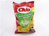 CHIO CHIPS SMANTANA SI CEAPA 65G